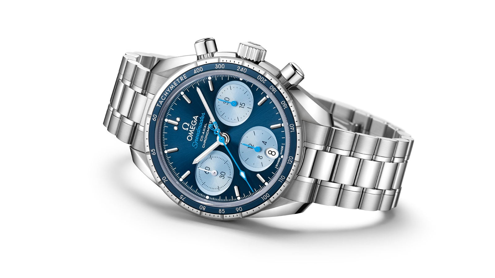 "LO SPEEDMASTER 38 MM ""ORBIS"""