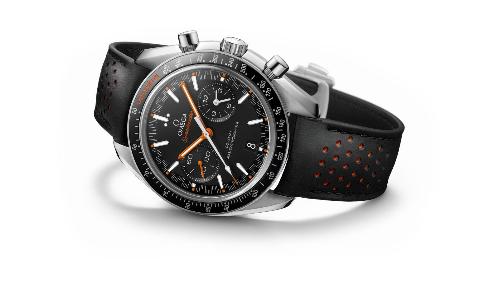 THE SPEEDMASTER RACING MASTER CHRONOMETER