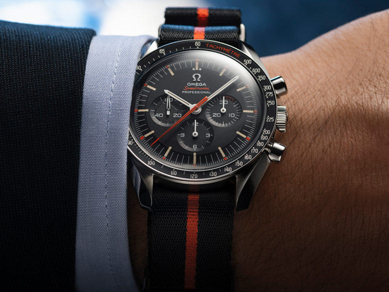 "THE SPEEDMASTER LIMITED EDITION 42 MM ""ULTRAMAN"""