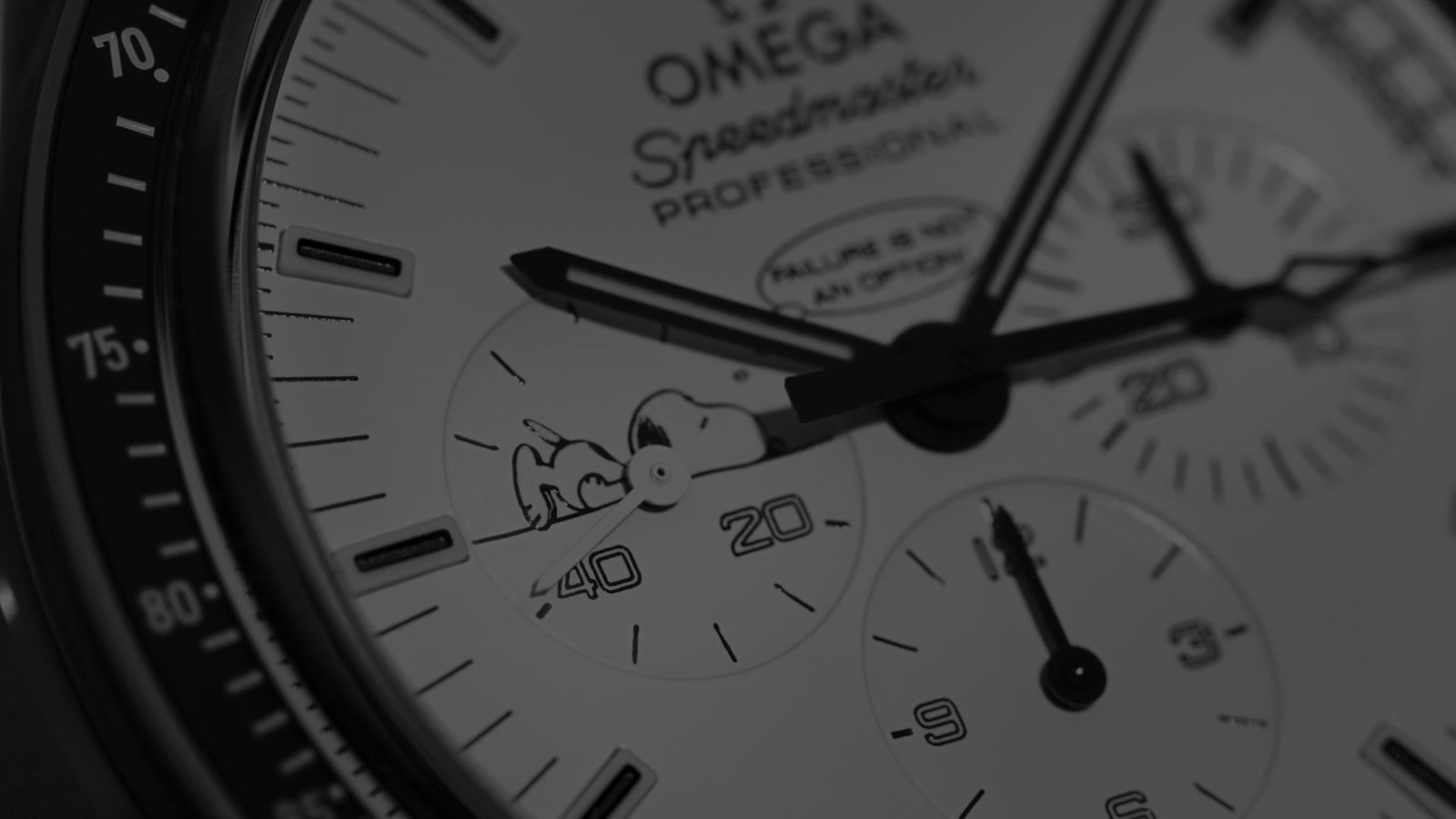 Speedmaster Moonwatch Apollo 13 Silver Snoopy Award - Video - 20891