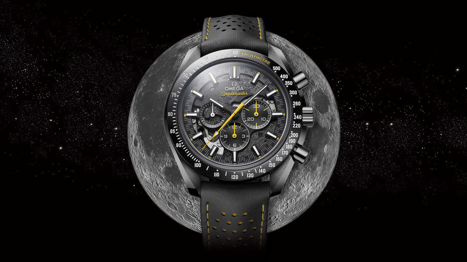 THE MOON ON YOUR WRIST