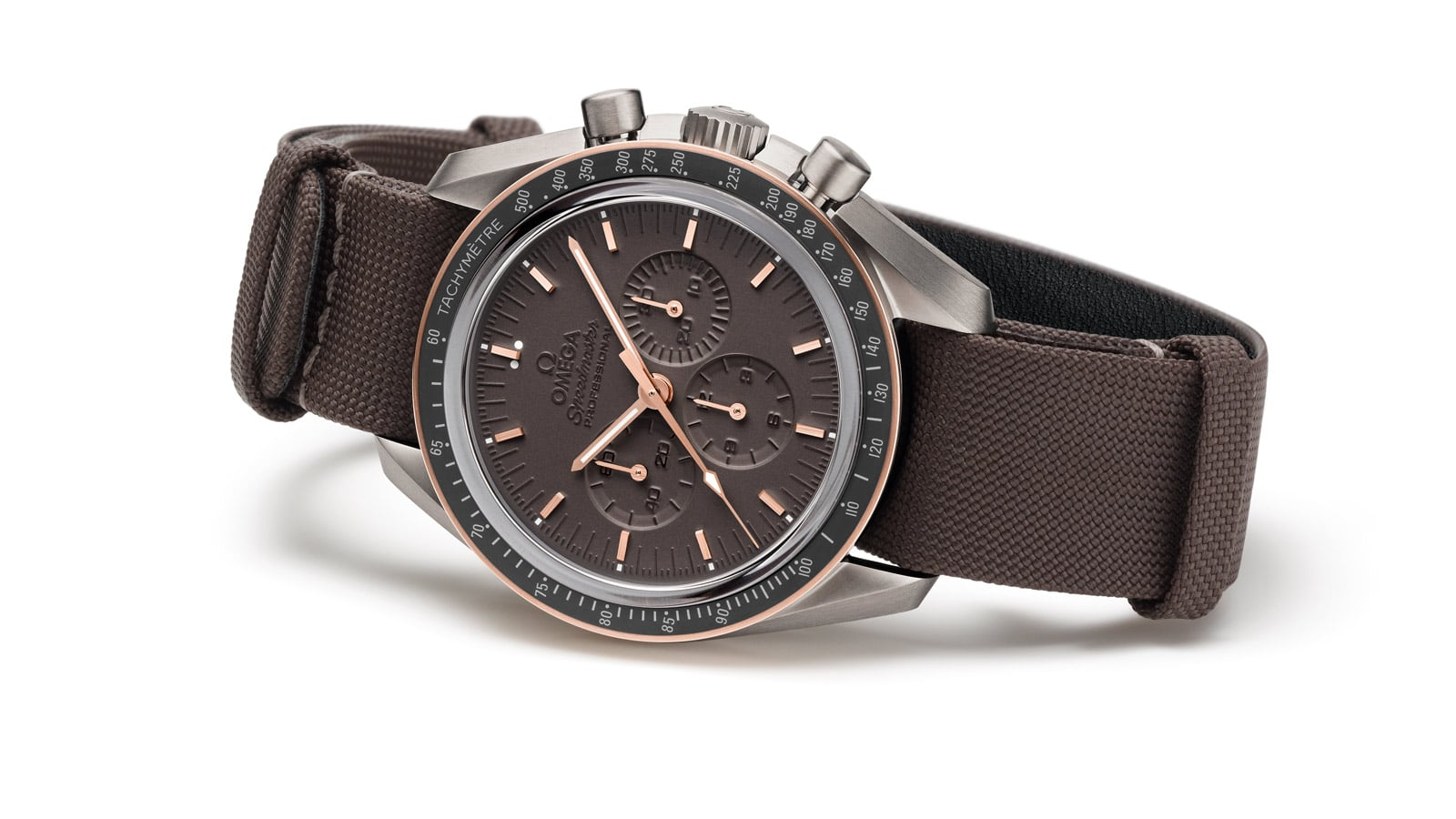 THE SPEEDMASTER APOLLO 11 45TH ANNIVERSARY LIMITED EDITION