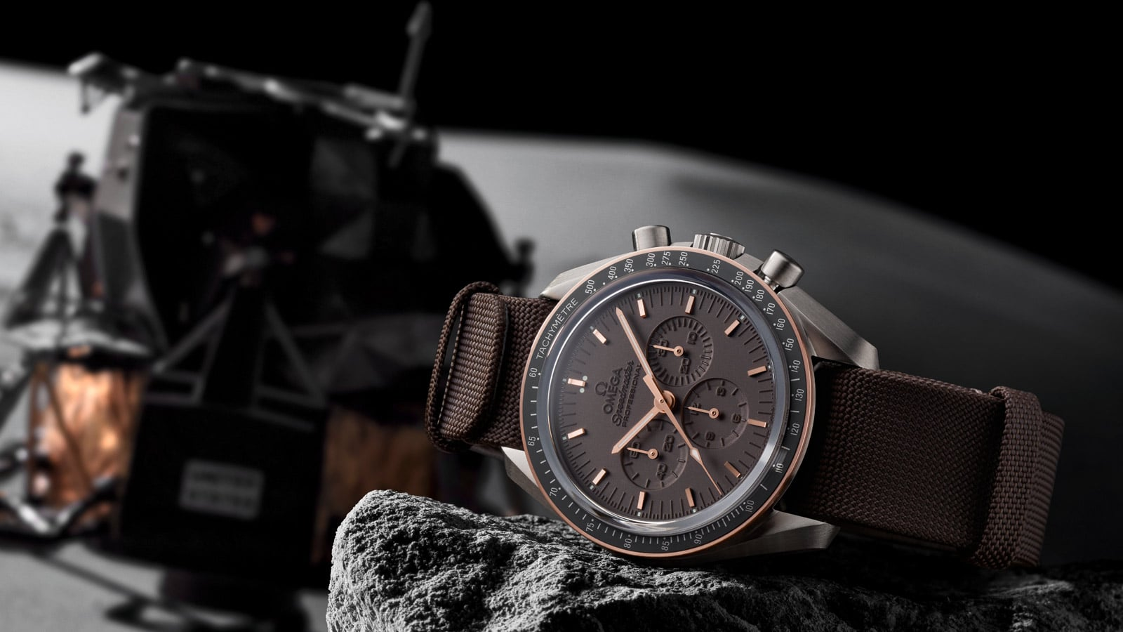 Speedmaster Moonwatch Apollo 11 45th Anniversary - Video - 2564