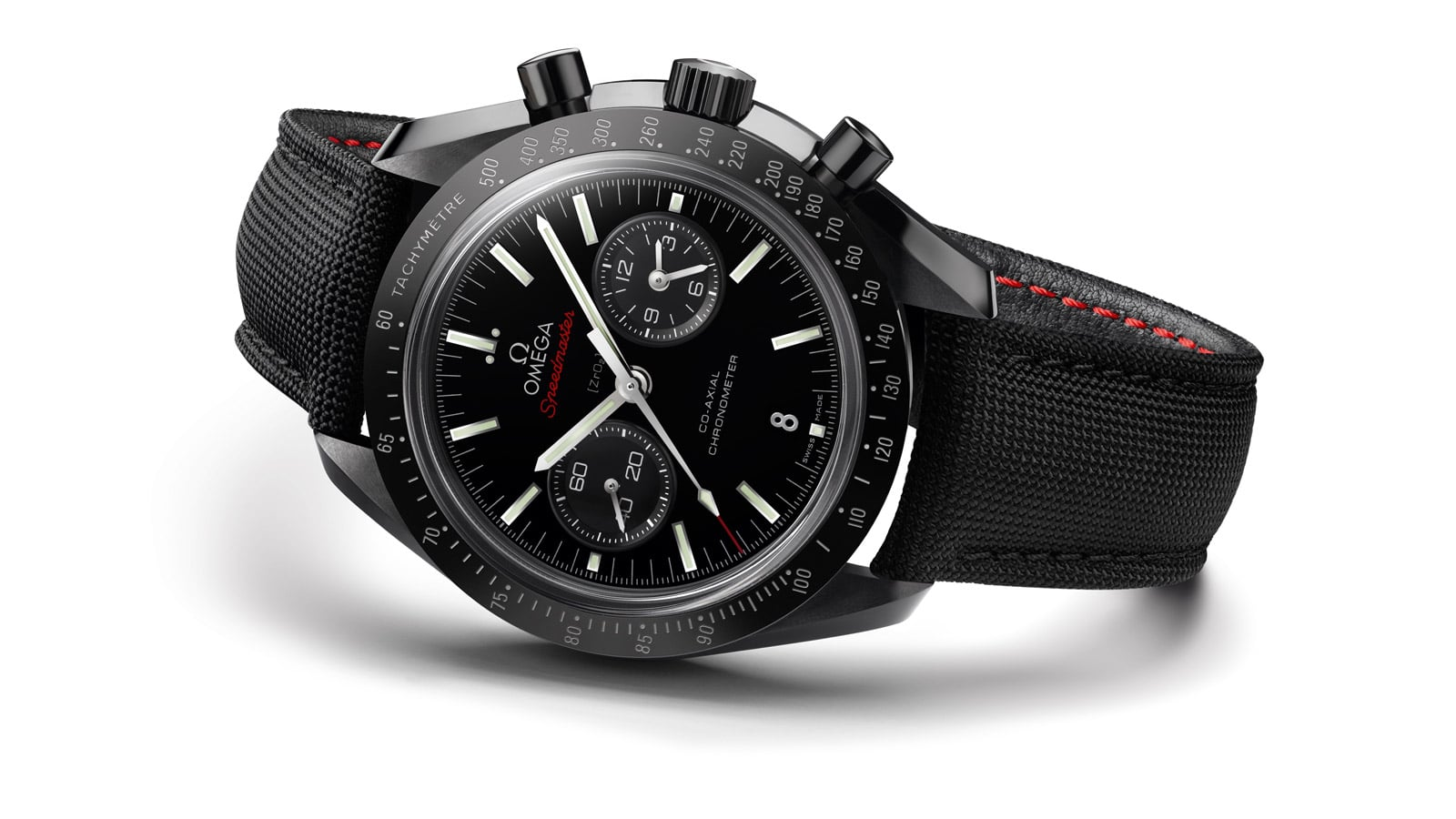 LA SPEEDMASTER « DARK SIDE OF THE MOON »