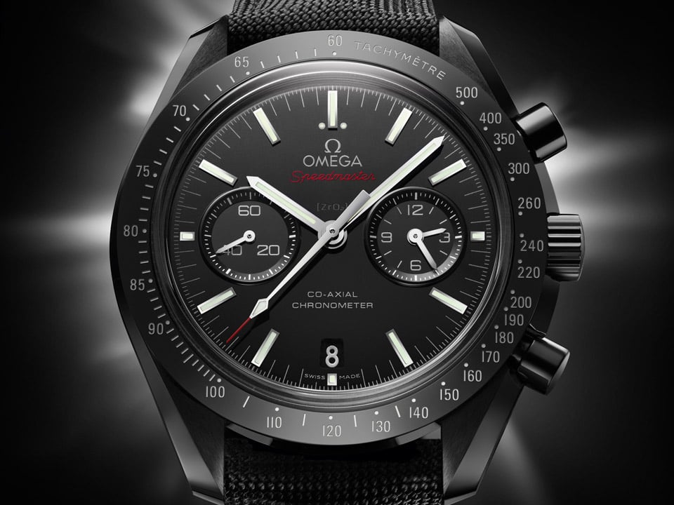 SPEEDMASTER MOONWATCH « DARK SIDE OF THE MOON »