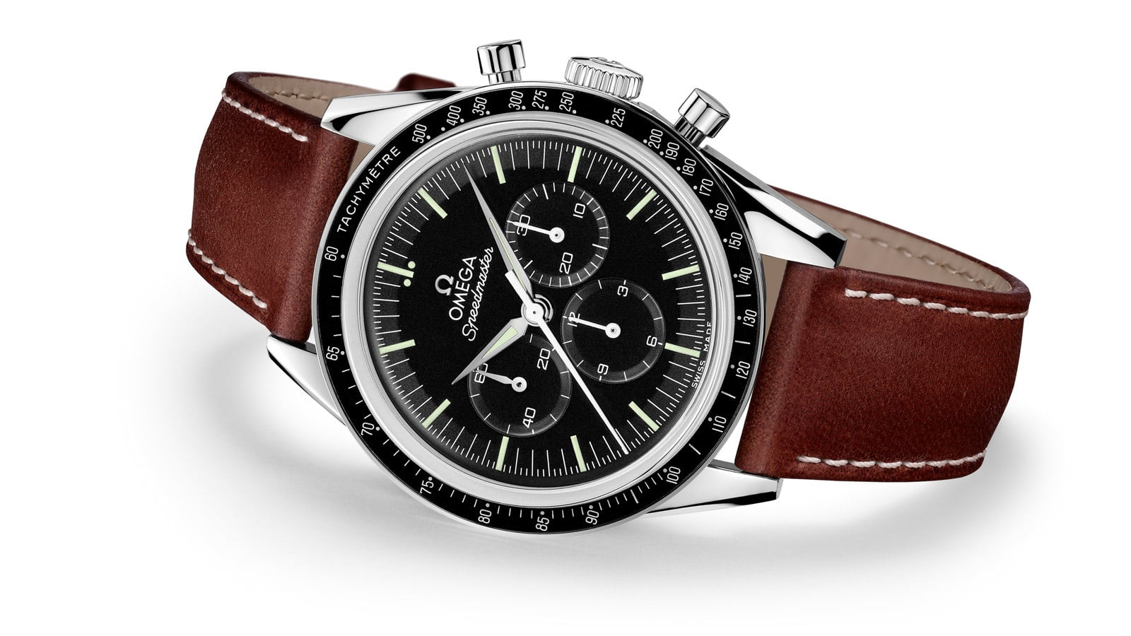 "SPEEDMASTER MOONWATCH ""FIRST OMEGA IN SPACE"""