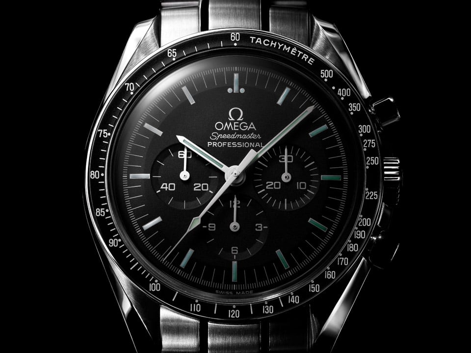 five right top the speedmaster omega there models now out watches