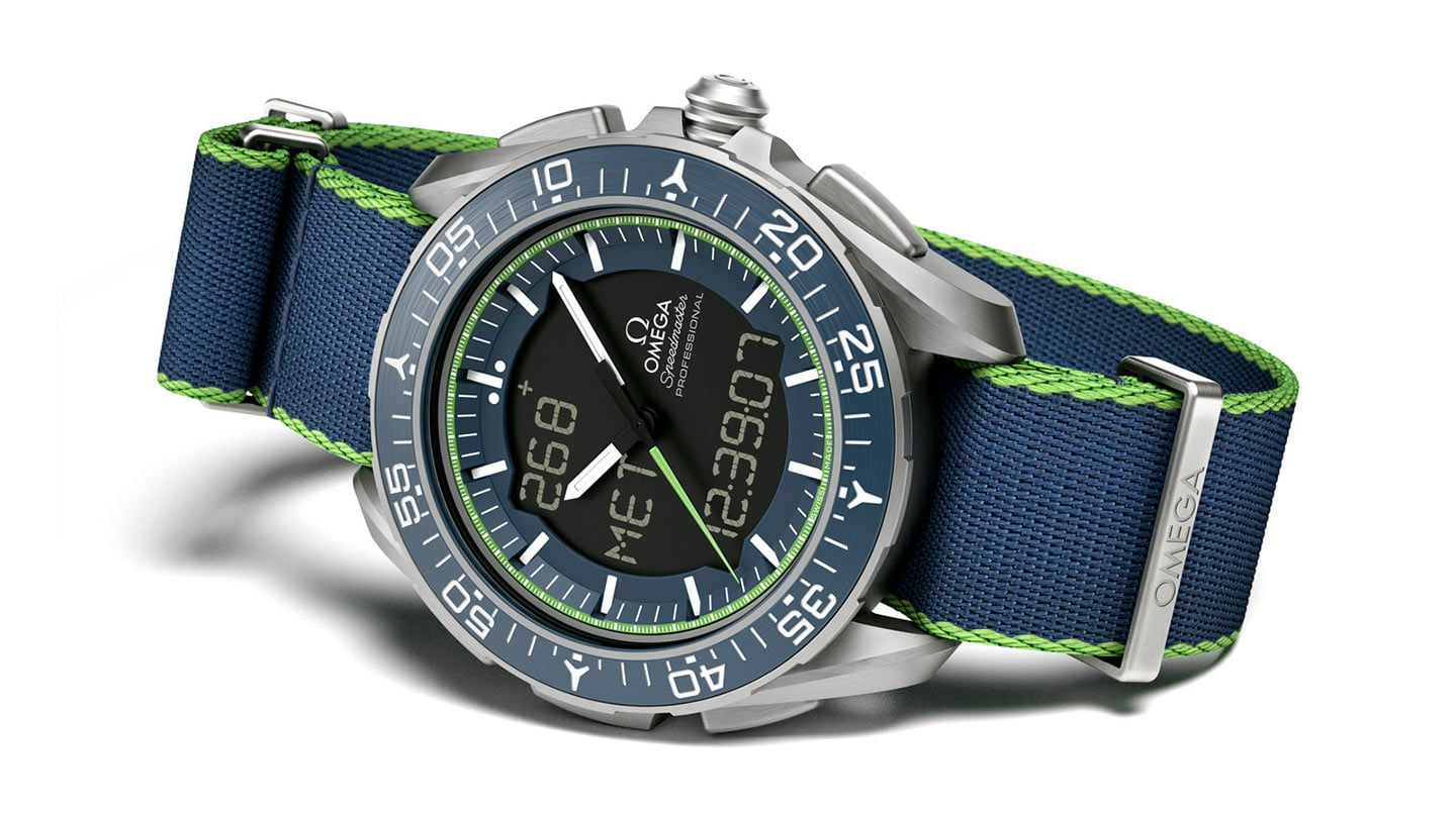 LO SPEEDMASTER SKYWALKER X-33 SOLAR IMPULSE LIMITED EDITION