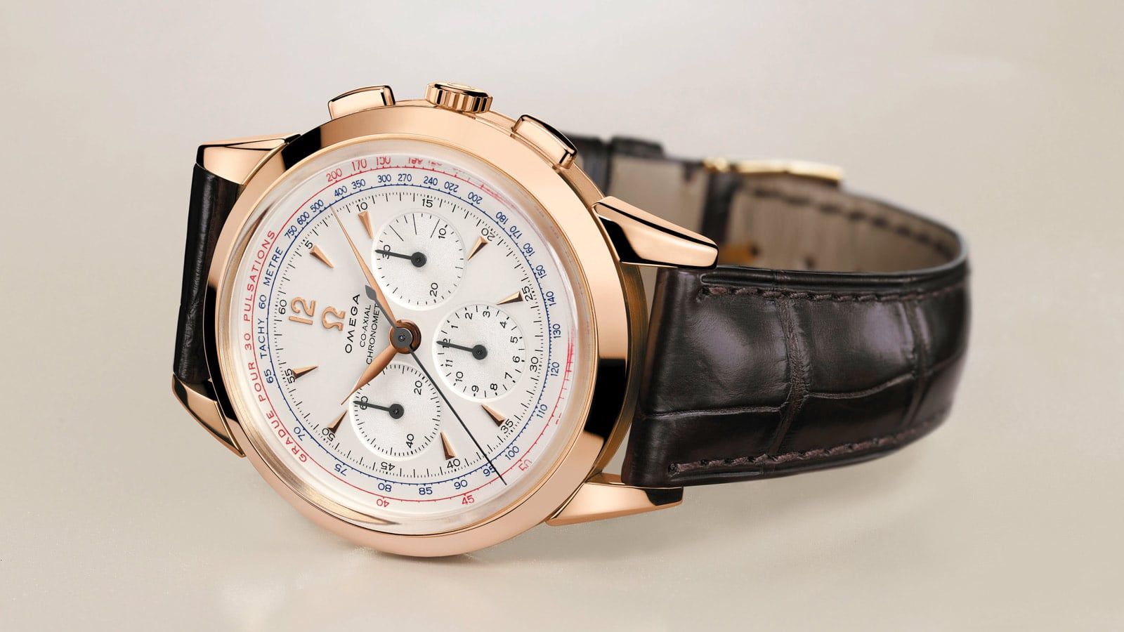 HONOURING OMEGA'S LEADING ROLE IN THE HISTORY OF SPORT TIMEKEEPING