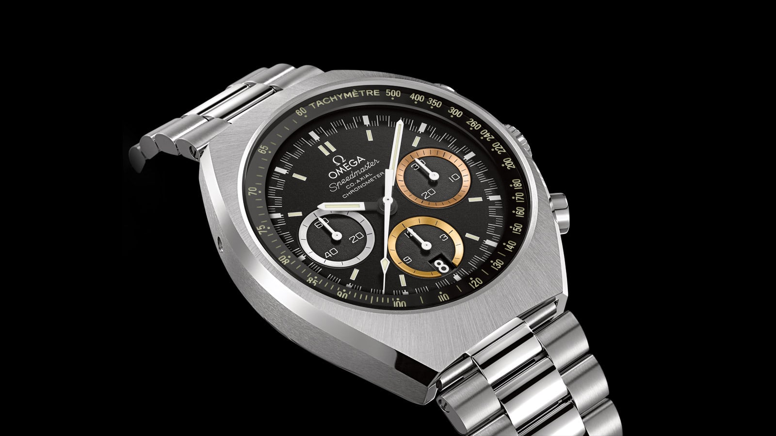 "THE SPEEDMASTER MARK II ""RIO 2016"""