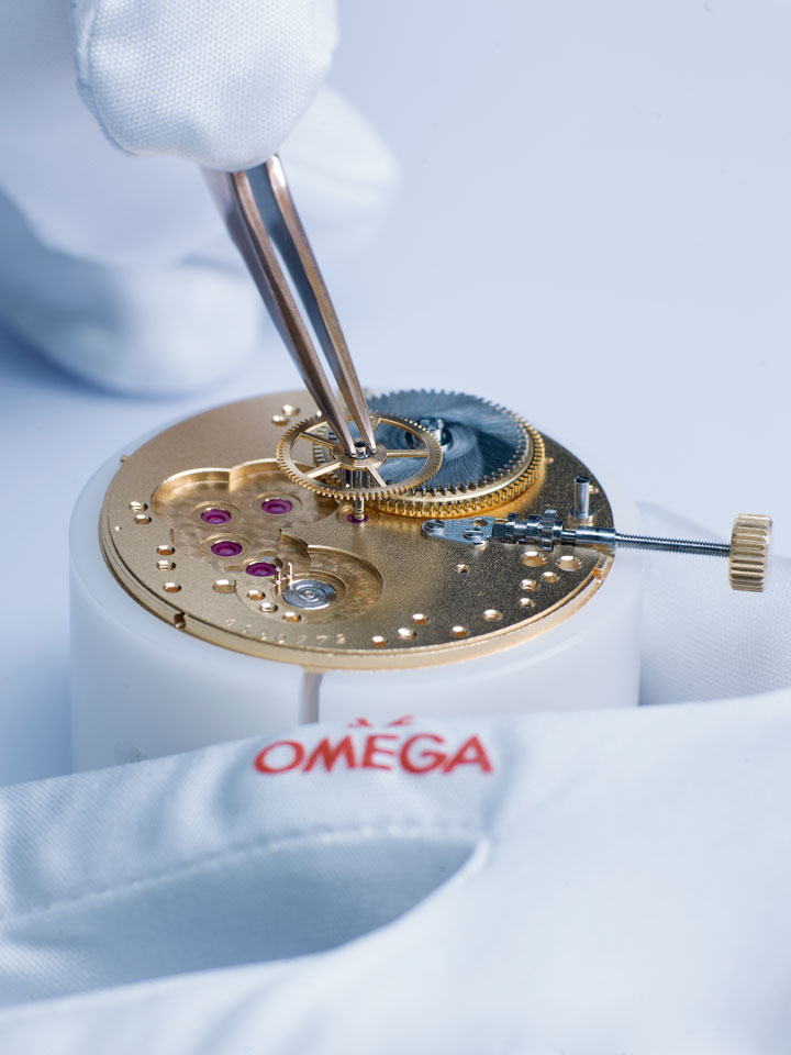 Specialities First Omega Wrist-chronograph Collection Item 4 - 53177
