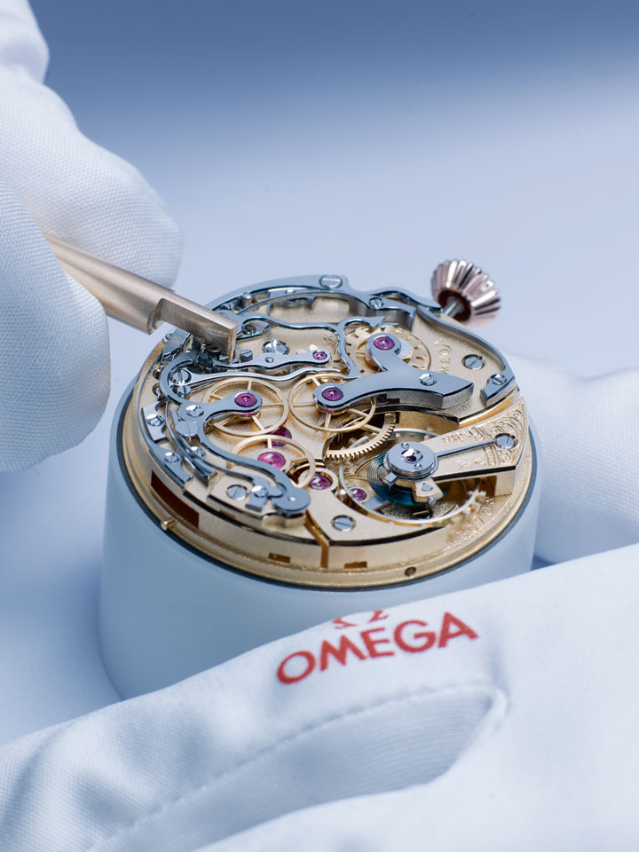 Specialities First Omega Wrist-chronograph Collection Item 5 - 53178