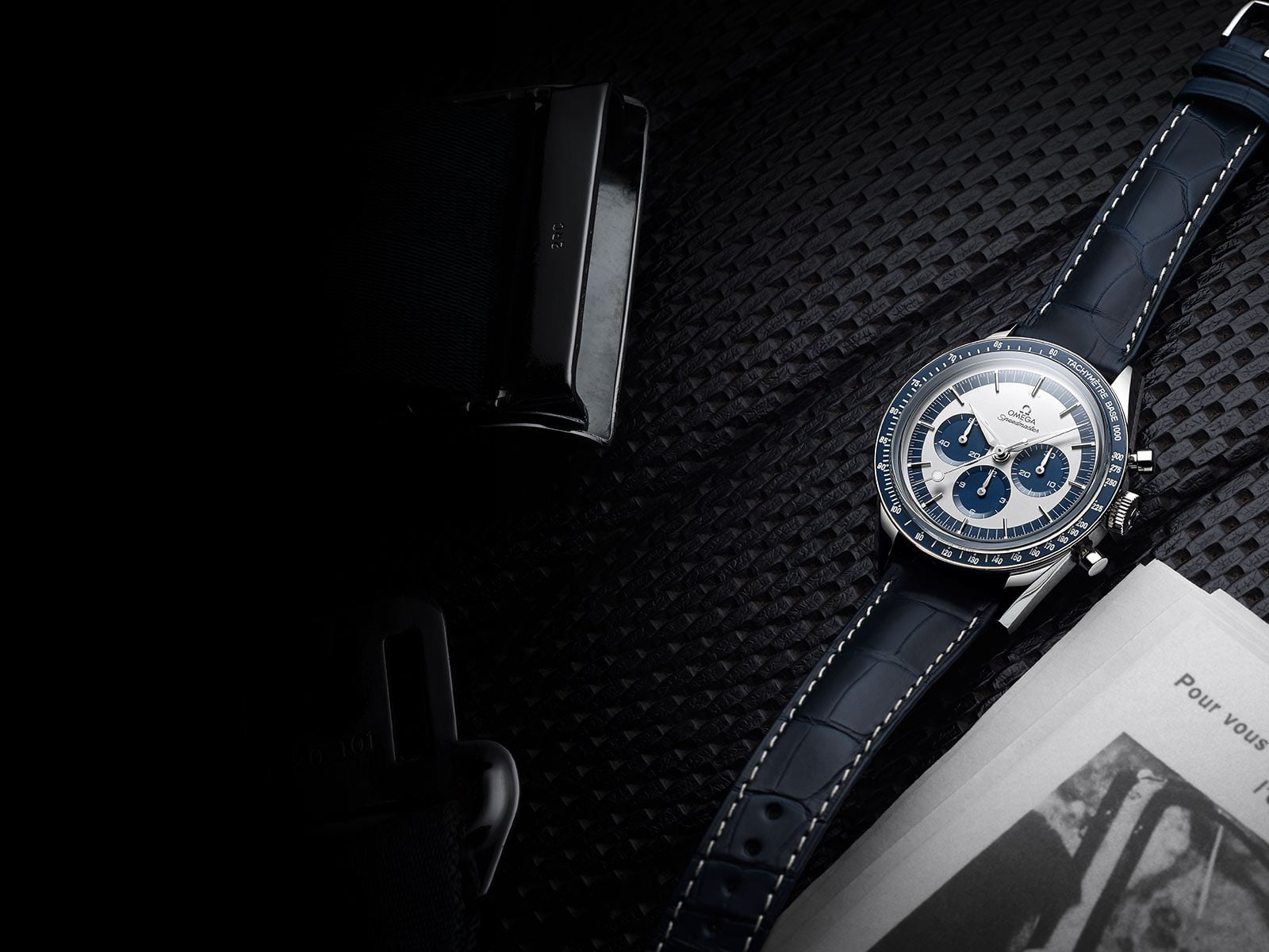 "THE SPEEDMASTER ""CK2998"" RETURNS"