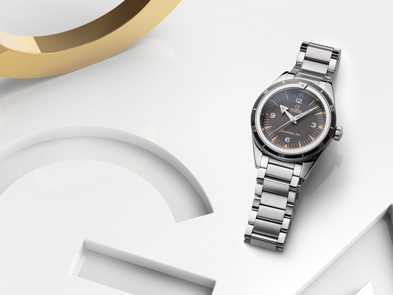 IL SEAMASTER 300 60TH ANNIVERSARY LIMITED EDITION