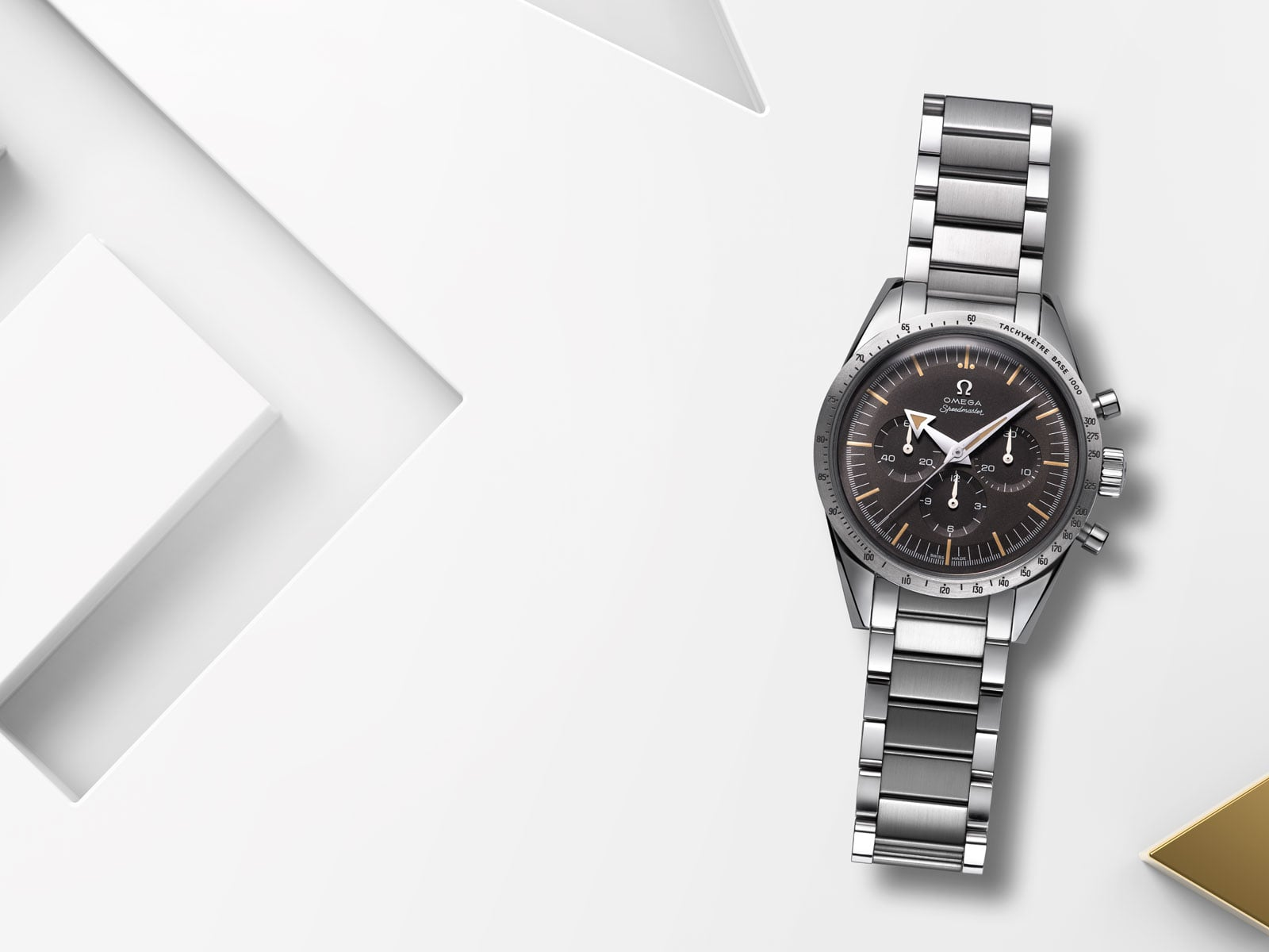 THE SPEEDMASTER 60TH ANNIVERSARY LIMITED EDITION