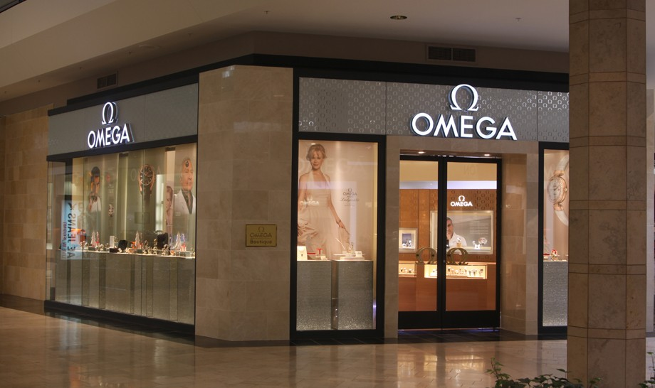 Boutique OMEGA® Pittsburgh - Ross Park Mall - picture 1