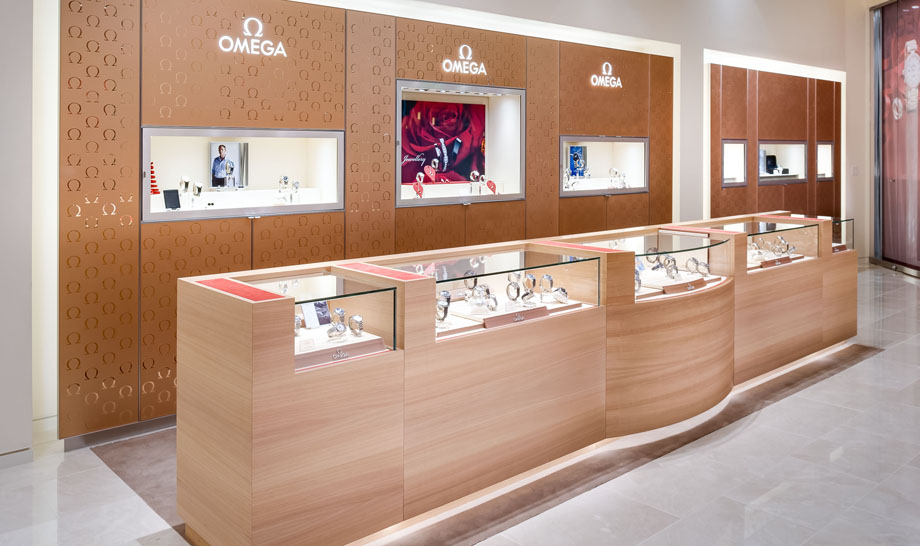 Boutique OMEGA® à Aventura - Aventura Mall - picture 4