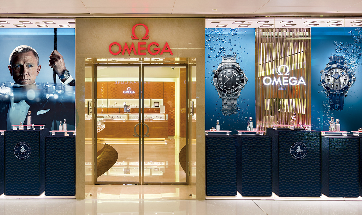 OMEGA® Boutique Shatin - Shop 321, Level 3,  - picture 1