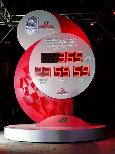 Only 31 million seconds to go!
