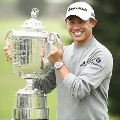 Collin Morikawa wins the PGA Championship