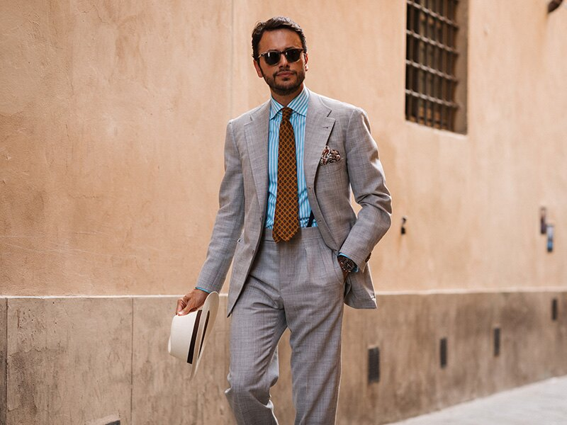 OMEGA Does Pitti with The Rake image-6