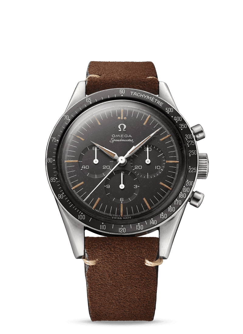 the original 1962 version of the Speedmaster Moonwatch